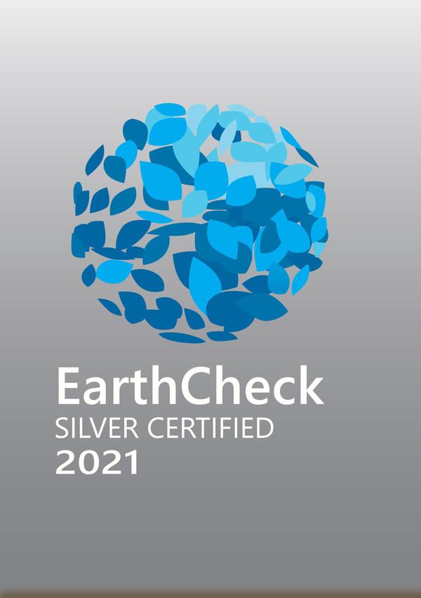 长沙尼依格罗酒店获得地球评测银牌认证