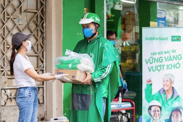 Grab Announces GrabForGood Fund to Benefit Grab Partners and Southeast Asian Communities