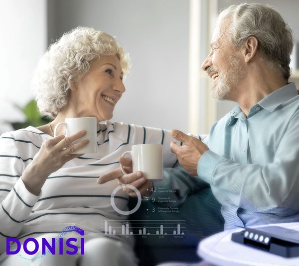 Contact-Free Health Measurement and Decision Support. Donisi: Changing Lives Without Changing Lifestyles