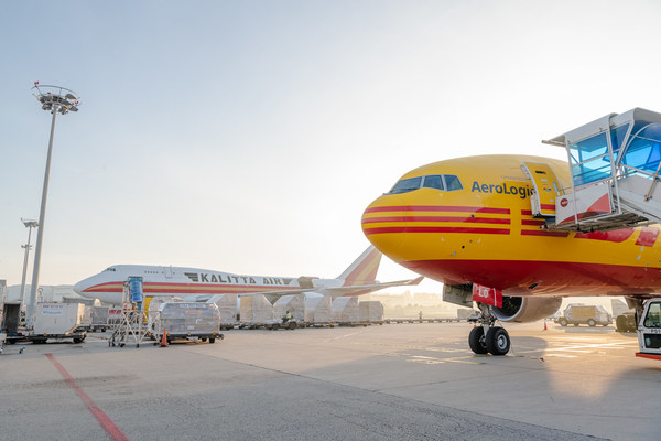 DHL Express Asia Pacific adds new flight routes operated by Kalitta Air and AeroLogic