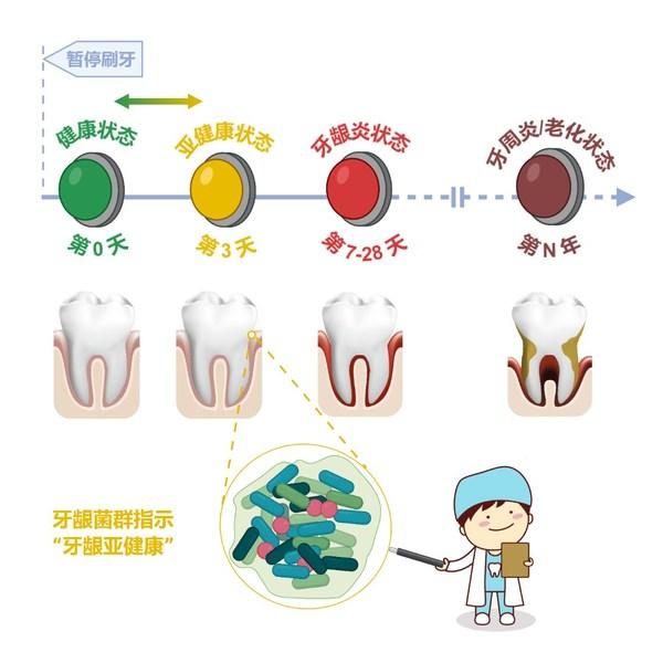"""青岛能源所与宝洁公司等合作提出""""牙龈亚健康""""概念并揭示其分子机制"""