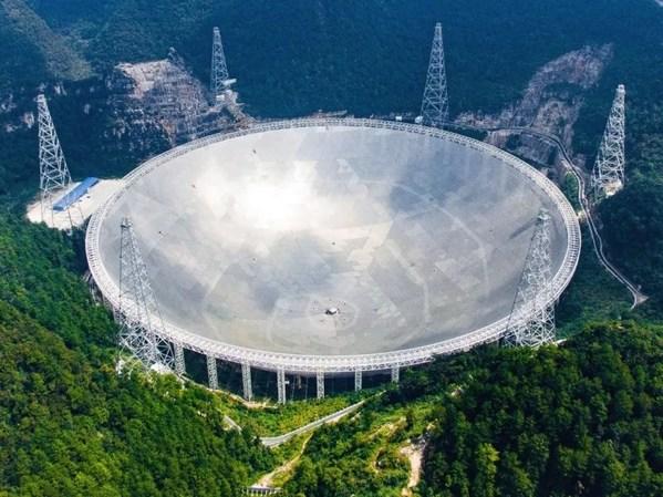 """""""中国天眼""""向全球正式开放 下月世界大赛将比拼FAST脉冲星搜索"""