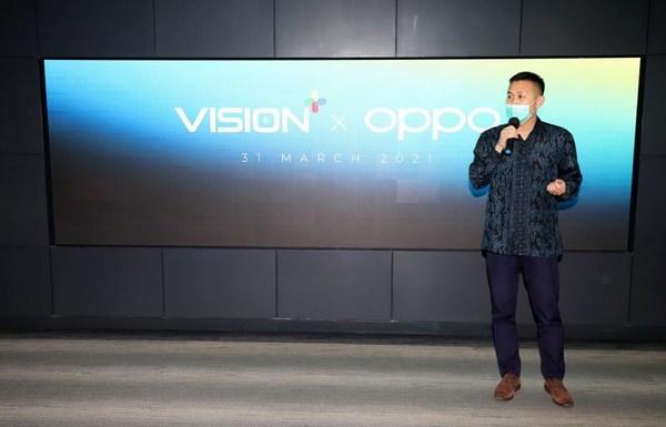 Bermitra dengan MNC Group, OPPO menghadirkan konten bermutu kepada para pengguna Asia Tenggara