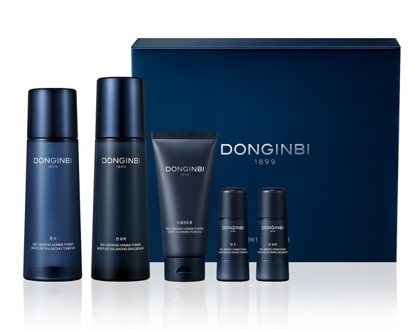 K-Beauty Brand Donginbi Launches Men's Skincare
