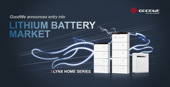 GoodWe steps up its battery game with new additions to its Lynx Home Series