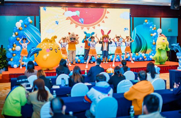 襄阳华侨城奇幻度假区与金鹰卡通卫视开启中国亲子文旅营销新模式