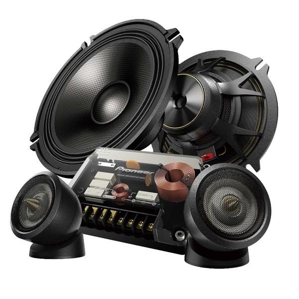 Loa Hi-Res phiên bản đặc biệt năm 2021 của Pioneer mang đến âm nhạc siêu trung thực cho người lái xe ở mọi nơi