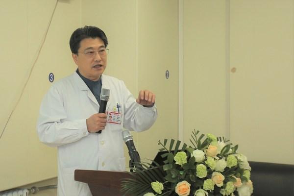黑龙江省医院眼科医院院长、党支部书记韩清