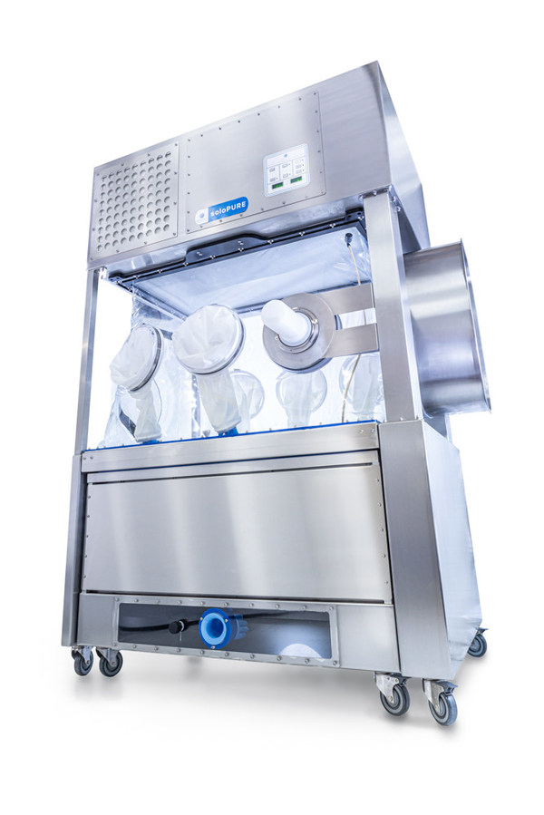 ILC Dover Defines the Future of Sterile Manufacturing with the soloPURE™ Flexible Aseptic Isolator