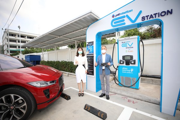 EVLOMO and OR launch first DC Fast charging station under their joint collaboration in Thailand