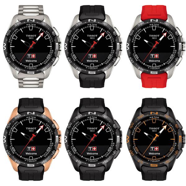 TISSOT天梭全新腾智·无界系列腕表