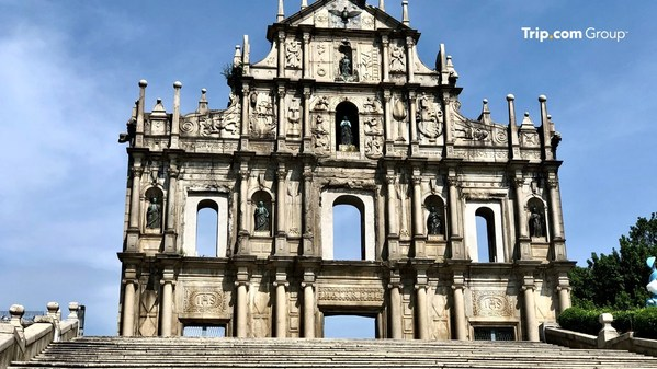 Trip.com Group data shows boom in mainland Chinese demand for travel to Macao in upcoming May Day holiday