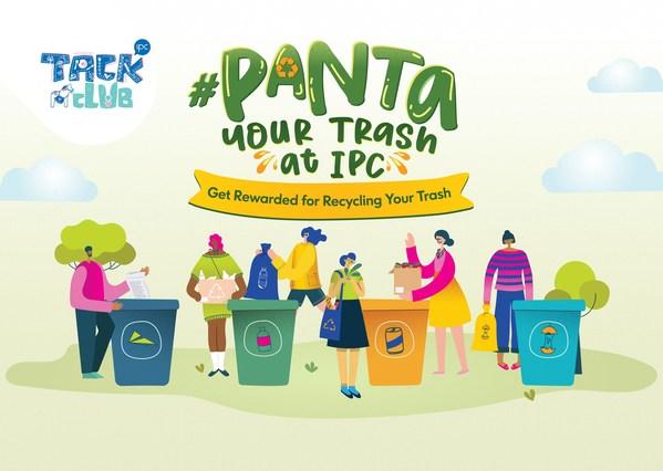 """Menambah Nilai kepada """"Sampah"""" di Pusat Kitar Semula dan Beli-Balik IPC"""