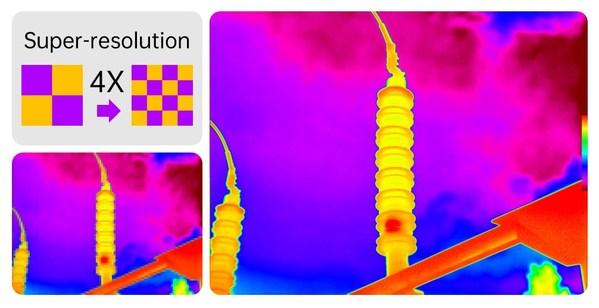 PS延续超分辨率重建功能,放大看得更清晰
