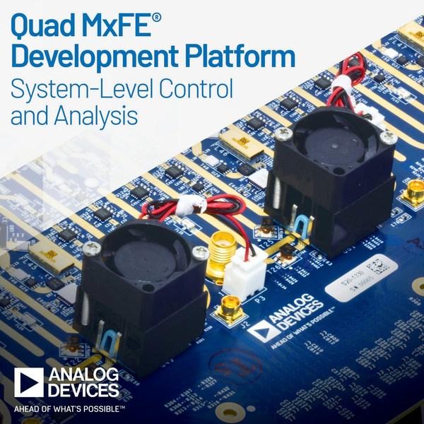 Quad MxFE開發平台系統級控制和分析