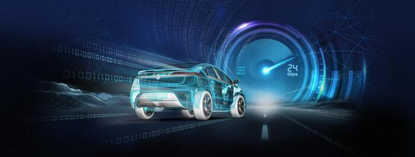 TE Connectivity驶入数据化时代:汽车高速数据连接