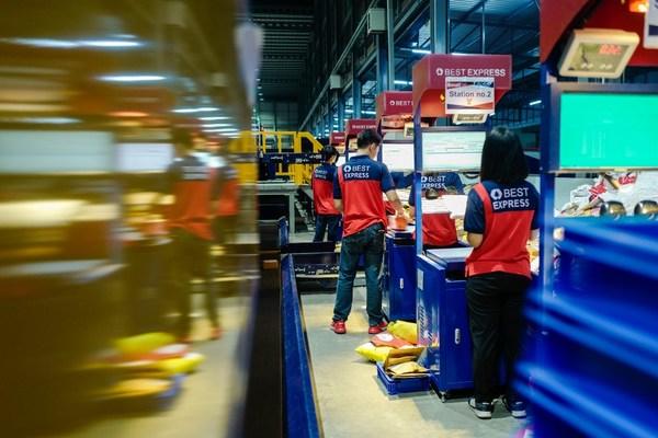 百世在泰国启动全球34国航空小包业务 助力泰国复工复产