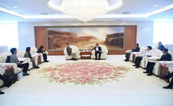 中国石化与奥动新能源深化合作 助力能源升级