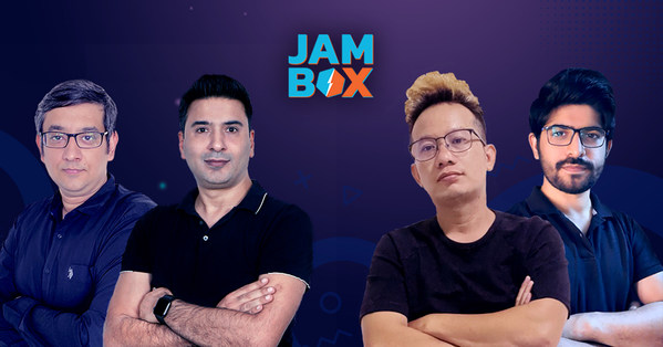 Jambox Games raises $1.1 mn for next-generation competitive game publishing platform