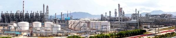 中海壳牌苯乙烯/环氧丙烷和聚醚多元醇项目成功投产