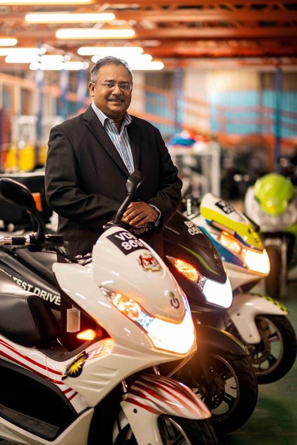 Tree Technologies Inks ký thỏa thuận cung cấp 200.000 xe máy điện cho Indonesia