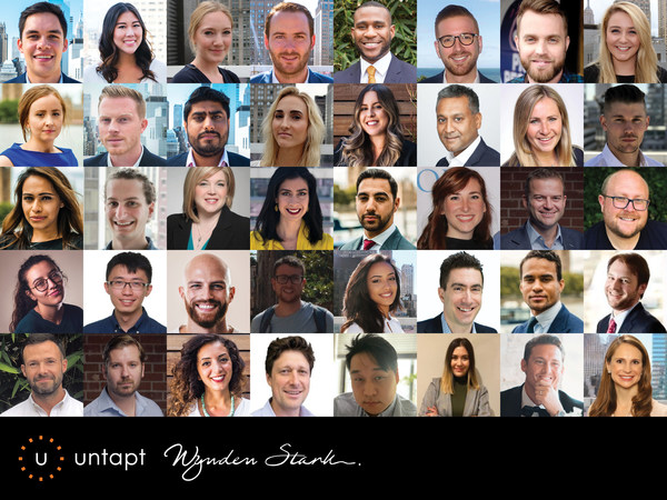 Wynden Stark Group Acquires NYC Venture-backed Tech Startup, untapt
