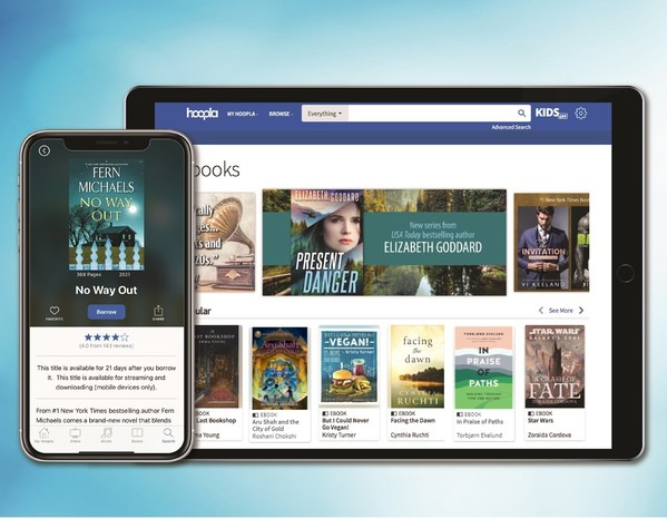 hoopla digital Brings its Dynamic Digital Library Content to Australia, its First International Market Beyond North America