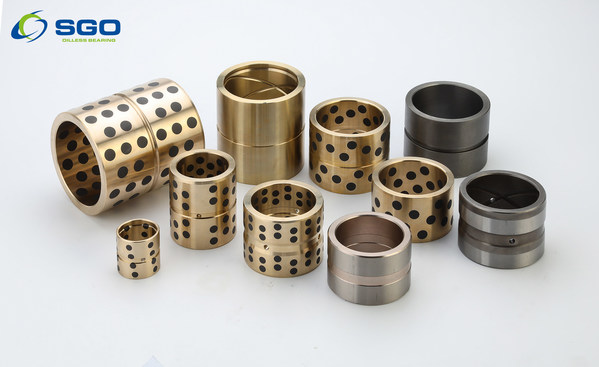 Korean oilless bearing manufacturer SGO makes a step forward to the future by participating in an exhibition in Japan