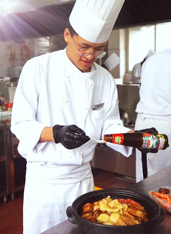 李锦记蚝油深受各国厨师及消费者喜爱