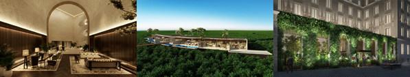 至2022年底,全球八家艾迪逊酒店将盛大开幕