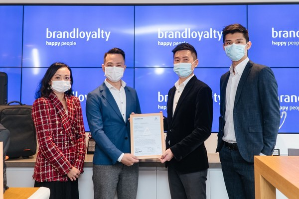 BrandLoyalty Wins Green Product Mark Certification from TUV Rheinland Group with Tucano Luggage