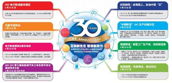 30届NEPCON China 2号馆亮点活动神秘曝光