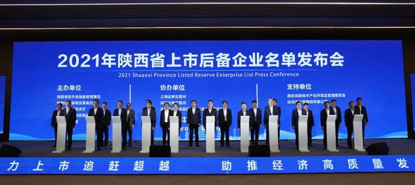陕西摩贝供应链入选2021年陕西省上市后备企业名单