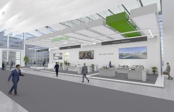 舍弗勒亮相汉诺威工业博览会,展示一系列创新产品