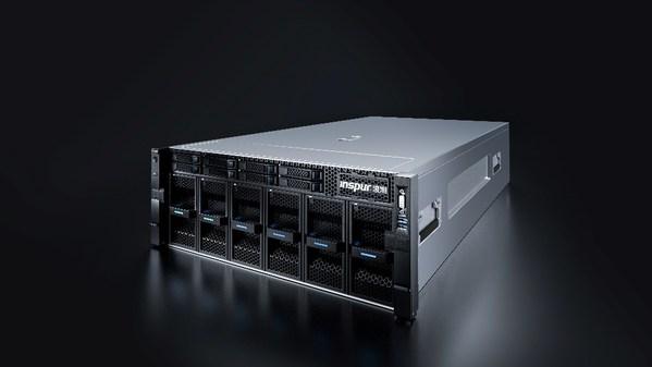 浪潮发布AI服务器NF5488M6,支持2颗IceLake CPU和8颗A100 GPU