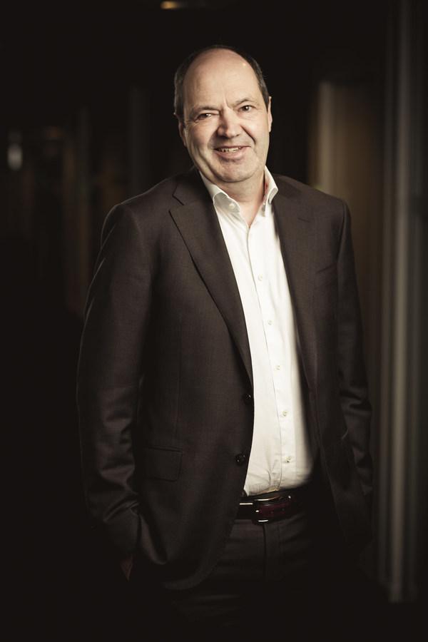 SSAB 의 사장 겸 CEO, Martin Lindqvist