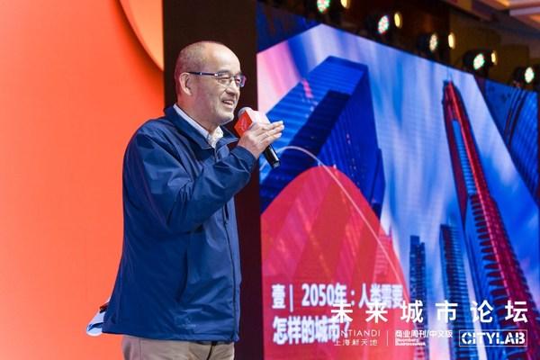数字资产研究院学术与技术委员会主席、著名经济学家朱嘉明