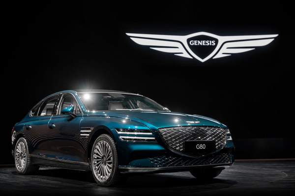 Genesis Premieres the First Electric Vehicle at Auto Shanghai 2021