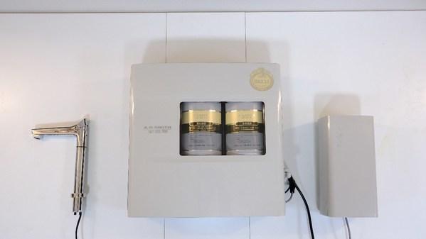 A.O.史密斯推出橱下冷热即饮净水机 开启净水热饮新时代