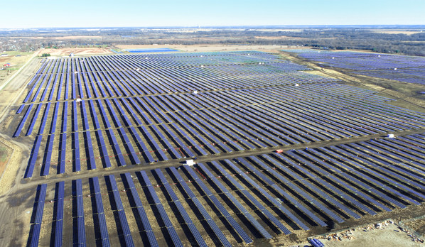 Sungrow Supplies Iowa's Largest PV Power Plant