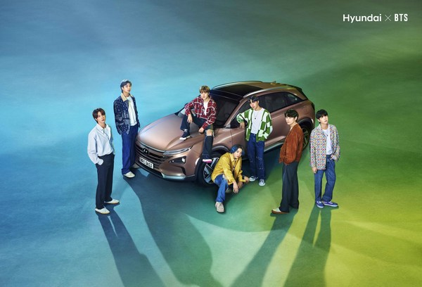Hyundai Motor and BTS Jointly Celebrate Earth Day with New Hydrogen Campaign Film