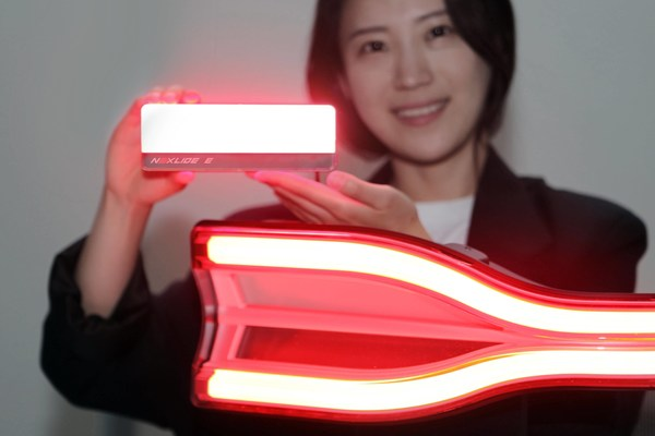 """LG Innotek 开发车用照明模块""""Nexlide-E"""""""