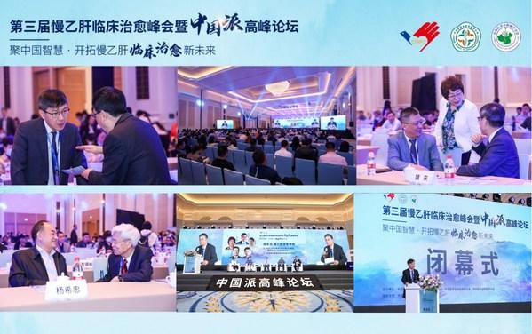 第三届慢乙肝临床治愈峰会暨中国派高峰论坛
