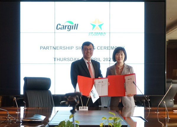 Cargill expands specialty tapioca starch offerings for Asian food customers, reaffirms commitment to Asia Pacific region
