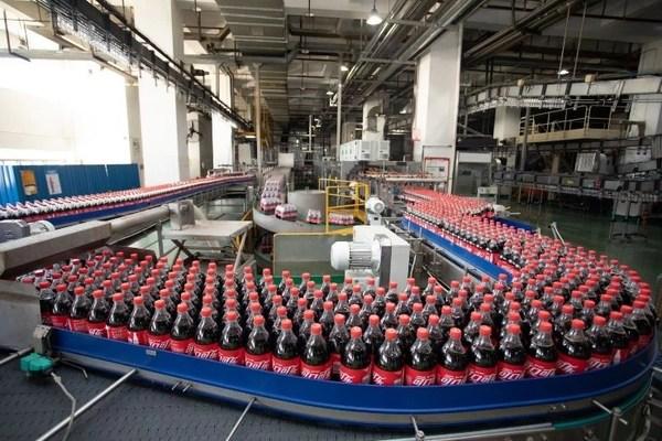 太古可口可乐中国首条数字化生产线在浙江杭州正式启动
