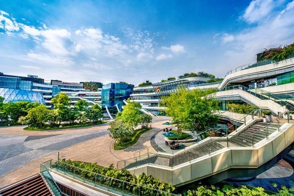 成都大悦城项目实景图