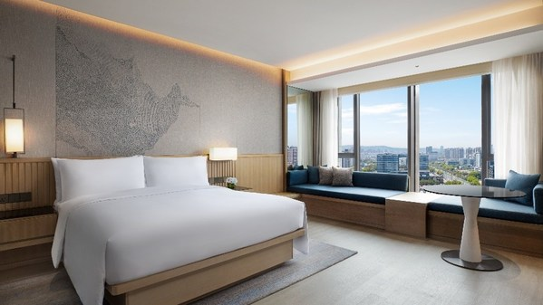 万豪国际旗下万怡品牌酒店于古都南京燃情启幕