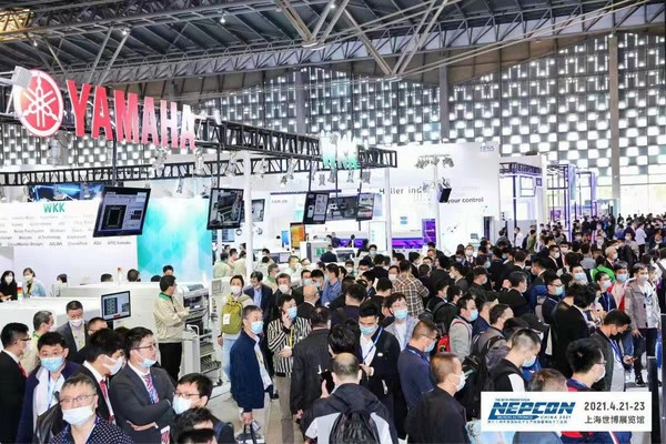 高精尖电子制造品牌精彩亮相NEPCON China 2021