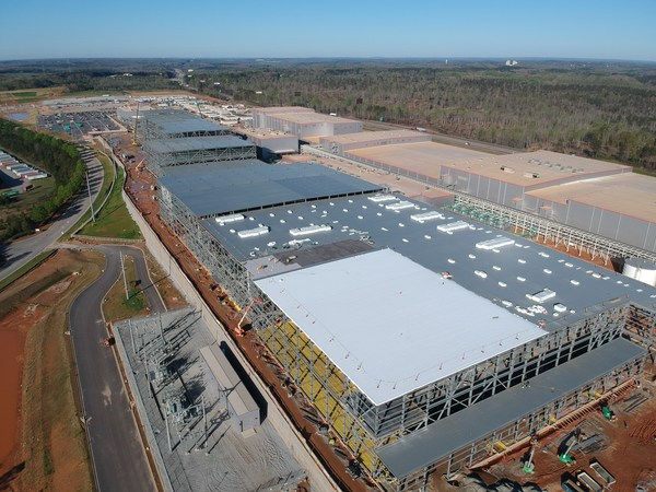 SK Battery America To Hire Hundreds Of Employees For First Battery Plant, Construction Of Second Plant On Track