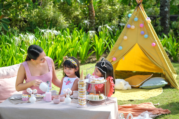 Family Traditions at Bali's Finest Address, The St. Regis Bali Resort